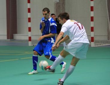 Futsal, é para ti