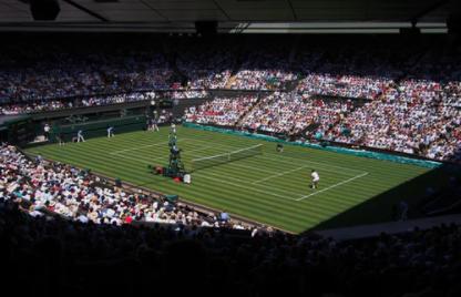 O critério tênis e Programa Institucional consiste de